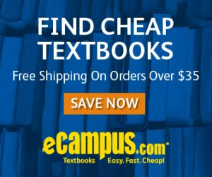 Rent Textbooks with ecampus