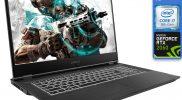 Lenovo Y540, 17″ FHD, i7-9750H, 64GB RAM, 1TB SSD, RTX 2060, Win10P